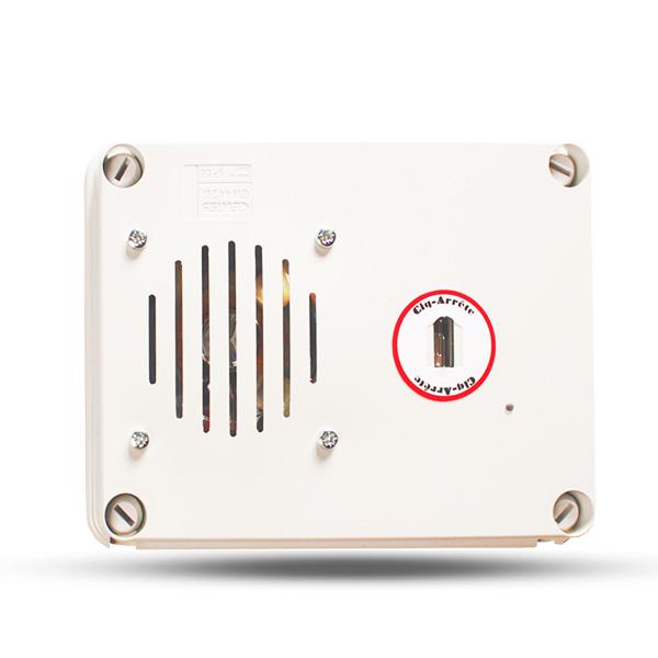 Vnější kabelový detektor plamene CSA-FDW24