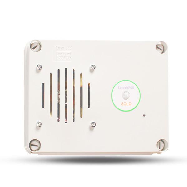 Vnější kabelový PIR detektor pohybu  CSA-PODW24