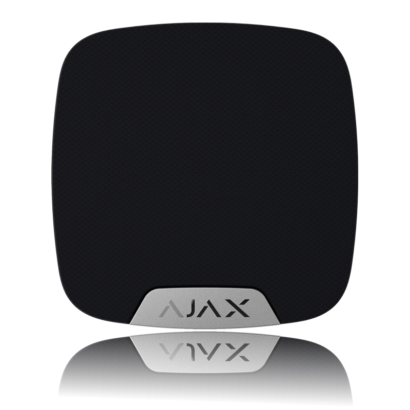 Ajax HomeSiren black (8681)