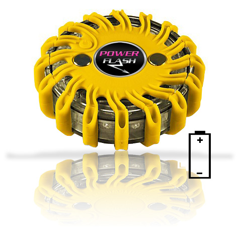 Výstražné LED osvětlení Power Flash 201L
